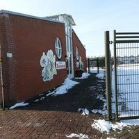 Photo taken at Stichting Zwerfdier Alkmaar by M.A.G on 1/25/2013