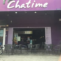 Photo taken at Chatime by F. A. on 2/20/2015