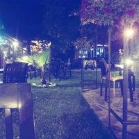 Photo taken at Kırkpınar palmiye cafe by Tuuba K. on 5/24/2014