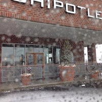 Photo taken at Chipotle Mexican Grill by Stephen P. on 1/21/2014