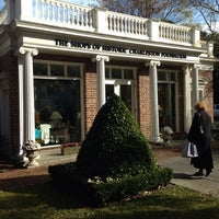 Photo taken at The Shops of Historic Charleston Foundation by Stephen P. on 11/29/2013