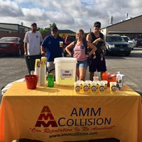 Photo taken at AMM Collision by Philip V. on 7/26/2017