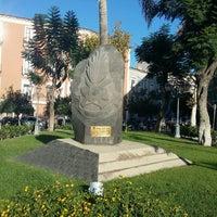 Photo taken at Piazza San Francesco Di Paola by Emese G. on 11/11/2016