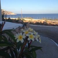 7/9/2014 tarihinde Marianna V.ziyaretçi tarafından Silene Villas Hotel'de çekilen fotoğraf
