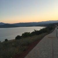 Photo taken at Debarsko Ezero by Ariton L. on 8/30/2015