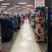 Photo taken at Modell's Sporting Goods by Dennis F. on 1/3/2016
