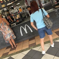 Photo taken at McDonald's by Dennis F. on 9/11/2016
