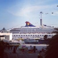 Das Foto wurde bei Singapore Cruise Centre von Winnie L. am 4/12/2013 aufgenommen
