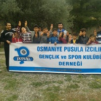 Photo taken at Pusula İzcilik Gençlik Ve Spor Kulübü by Emre S. on 3/17/2014