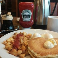 Photo taken at Perkins Restaurant & Bakery by Beth on 4/5/2015