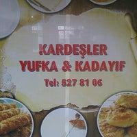 Photo taken at Kardeşler Yufka by Emin K. on 2/27/2014