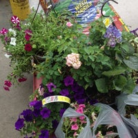 Photo taken at Lowe's Home Improvement by Veronica S. on 6/6/2014