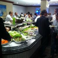 Photo taken at Bovinu's Fast Grill by Rodrigo S. on 11/28/2012