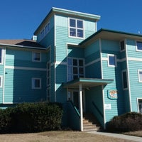Photo taken at Shining Star - Sandbridge Blue Vacation Rental by Erica R. on 2/14/2014