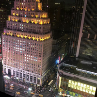 Снимок сделан в citizenM Hotel New York Times Square пользователем Alonso 7/21/2018