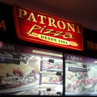 Photo taken at Patroni Pizza by Itaborahy D. on 12/2/2012