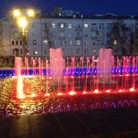 Снимок сделан в Набережная (3-я очередь) пользователем Дмитрий И. 5/2/2013