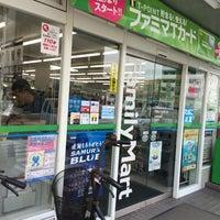 Photo taken at FamilyMart by れっさー ぱ. on 7/2/2014
