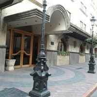 Photo taken at De Mendoza Hotel by Jesús Eduardo M. on 5/14/2017