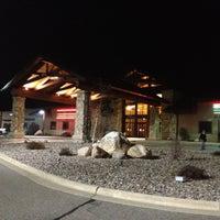 Photo taken at Potawatomi Carter Casino Hotel by Brian J. on 11/18/2012