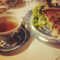 Photo taken at The Tea Caddy by Manabu T. on 11/1/2012