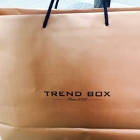 Photo taken at Trend Box boutique by Eli S. on 1/24/2015