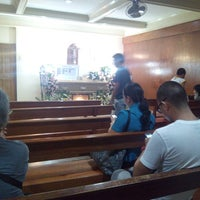 Photo taken at Rizal Funeral Homes by Bee B. on 5/27/2014