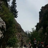 Photo taken at Ula Kanyonu by Yaren G. on 5/18/2014