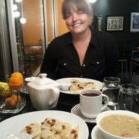 Photo taken at Unique Food Attitudes by Joel A. on 10/25/2013