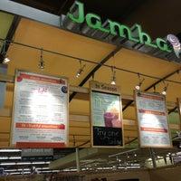 Photo taken at Jamba Juice Pavilions / Arcadia by Jay C. on 3/18/2013