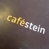Das Foto wurde bei Cafe Stein von Pieter B. am 12/15/2012 aufgenommen