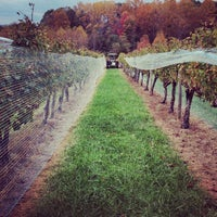 Photo taken at Hickory Hill Vineyards And Winery by Stacy N. on 10/22/2014
