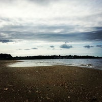 Photo taken at Gaspee point by Amanda S. on 7/20/2014