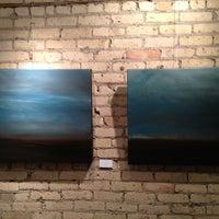 Photo taken at Veronique Wantz Gallery by John E. on 5/9/2013
