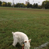 Photo taken at Northeast Athletic Fields by John E. on 10/6/2013