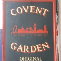Foto tomada en Covent Garden por Covent Garden el 3/4/2014