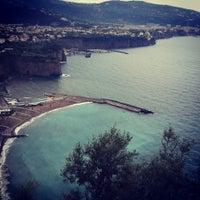 Photo taken at Corallo Hotel Sorrento by Eser K. on 6/19/2014