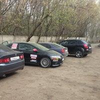 Photo taken at Honda Rus by Stanislav K. on 4/22/2014