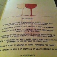 Photo taken at Osteria del Sognatore by Stefania C. on 1/23/2013