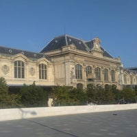 Photo taken at Gare SNCF de Paris Austerlitz by Inna P. on 7/23/2016