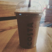 Photo taken at Costa Coffee by Beth on 6/30/2015