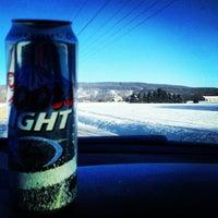 Photo taken at Devil's Head Ski Resort by Jaime P. on 1/1/2013
