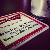 Photo taken at Buzz's Bar by Jaime P. on 4/6/2013