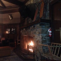 Photo taken at Deer Lodge by Галина Б. on 10/9/2014