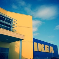 Photo taken at IKEA by Anil P. on 3/1/2013