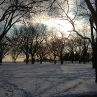 Photo taken at Coronation Park by Anil P. on 1/26/2013