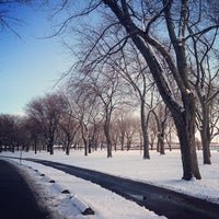 Photo taken at Coronation Park by Anil P. on 1/31/2013