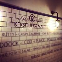 Photo taken at Kerbisher & Malt by Sean L. on 9/16/2012
