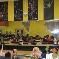 Photo taken at Gold's Gym by Gold's Gym on 2/12/2014