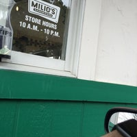 Photo taken at Milios Sandwiches by James T. on 4/24/2016